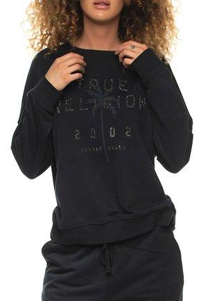 BOXY PALM TREE - Sweater - schwarz