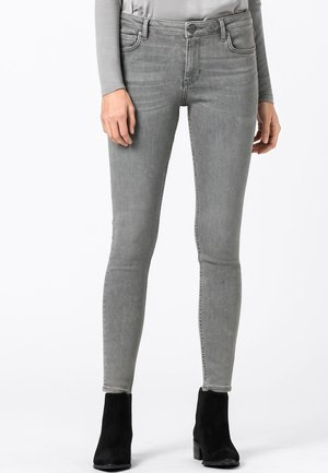MIA - Slim fit jeans - light grey denim