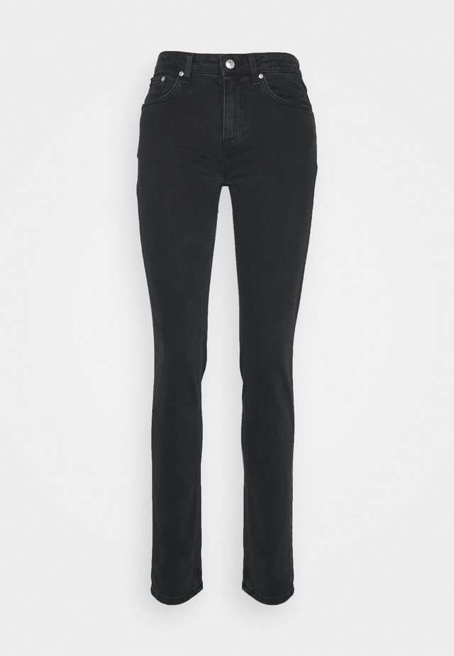 PATTI  - Jeansy Skinny Fit - charcoal