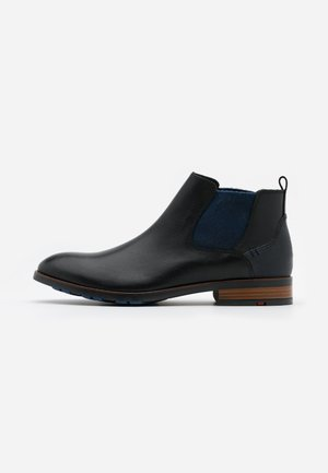 JASER - Classic ankle boots - schwarz/midnight