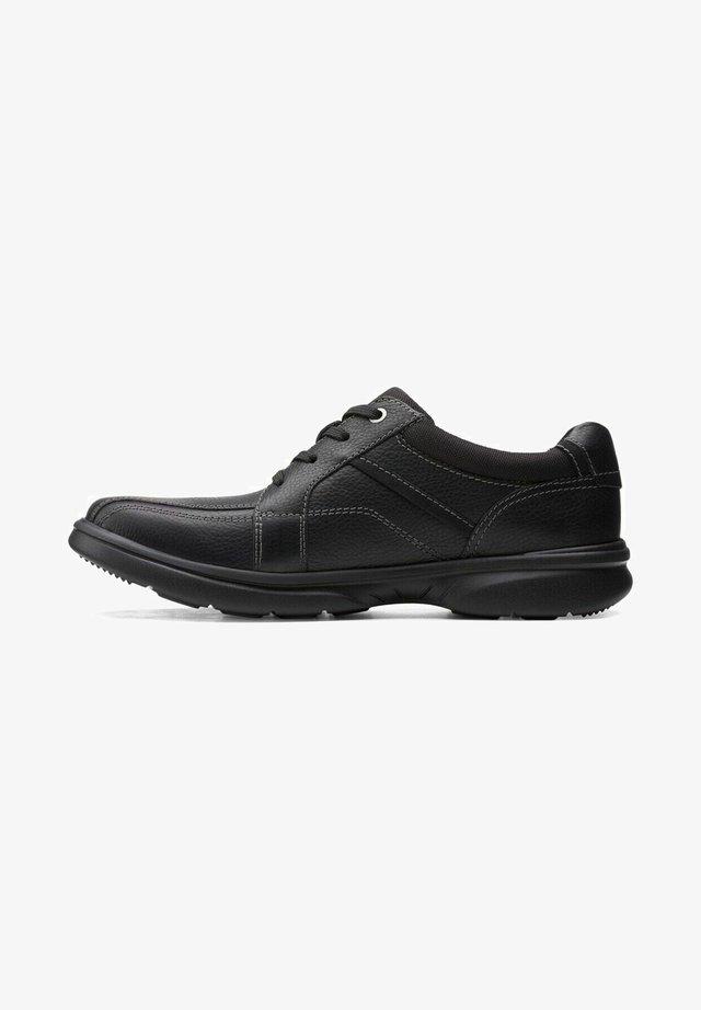 BRADLEY WALK - Sneakers laag - black leather