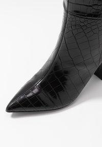 Call it Spring - SILA - Boots med høye hæler - black - 2