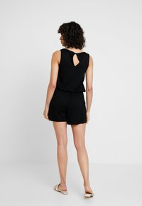 edc by Esprit - OVERALL - Jumpsuit - black - 2