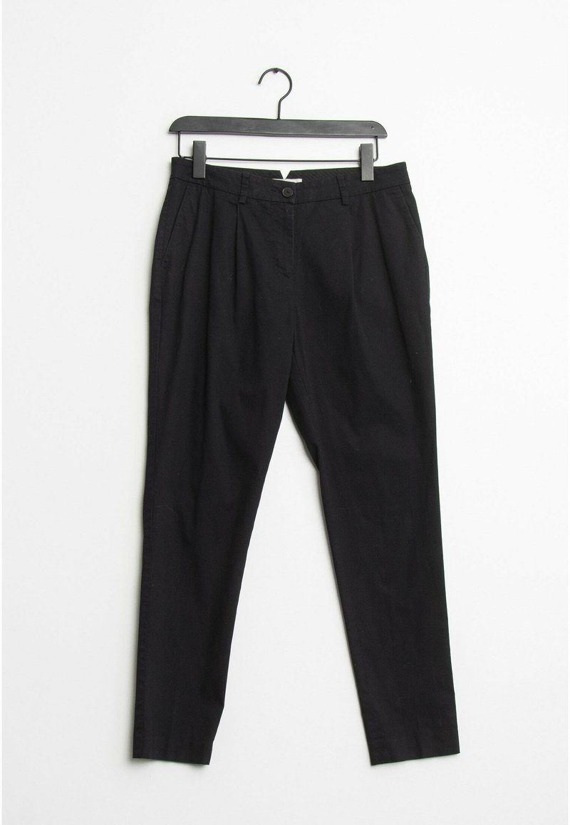Stefanel - Trousers - black
