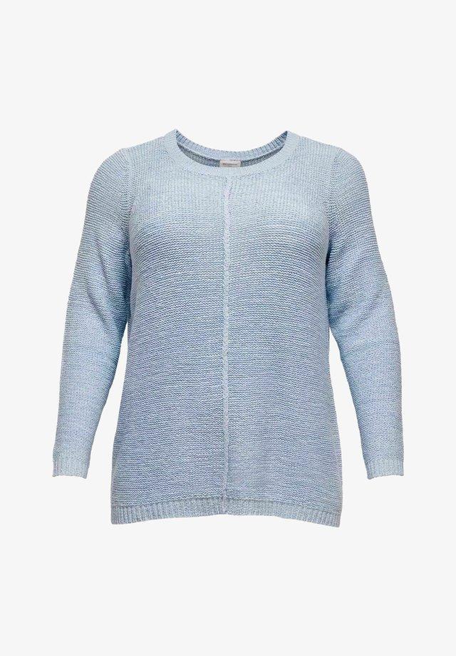 Sweter - cashmere blue