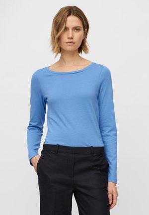 LONG SLEEVE - Long sleeved top - blue note