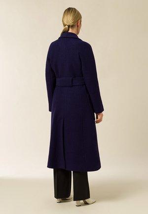 Classic coat - winter true blue