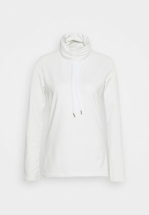 CLIME - Fleece jumper - powder white