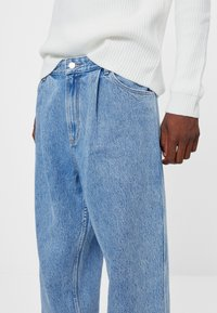 Bershka - Jeans baggy - blue - 3