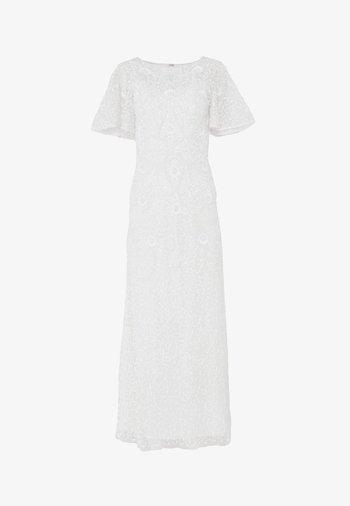 NORAH  - Společenské šaty - ivory
