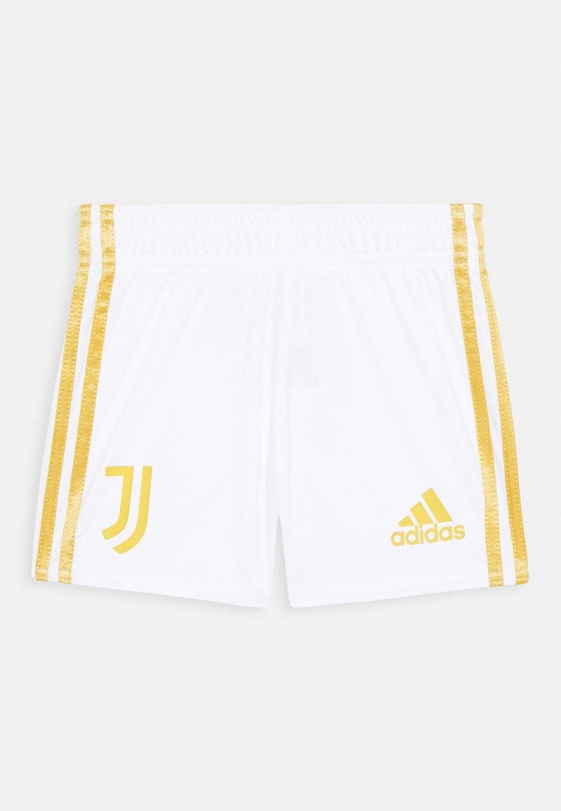 adidas Performance - JUVE BABY SET UNISEX - Squadra - white/black