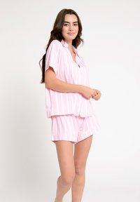 Chelsea Peers - SET - Pyjama set - pink - 2