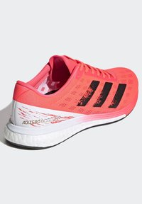 adidas Performance - ADIZERO BOSTON 9 SHOES - Stabilty running shoes - pink - 5