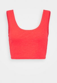 ELINA TANK - Top - red
