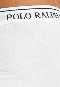 Polo Ralph Lauren - POUCH TRUNKS 3 PACK - Underkläder - white - 2