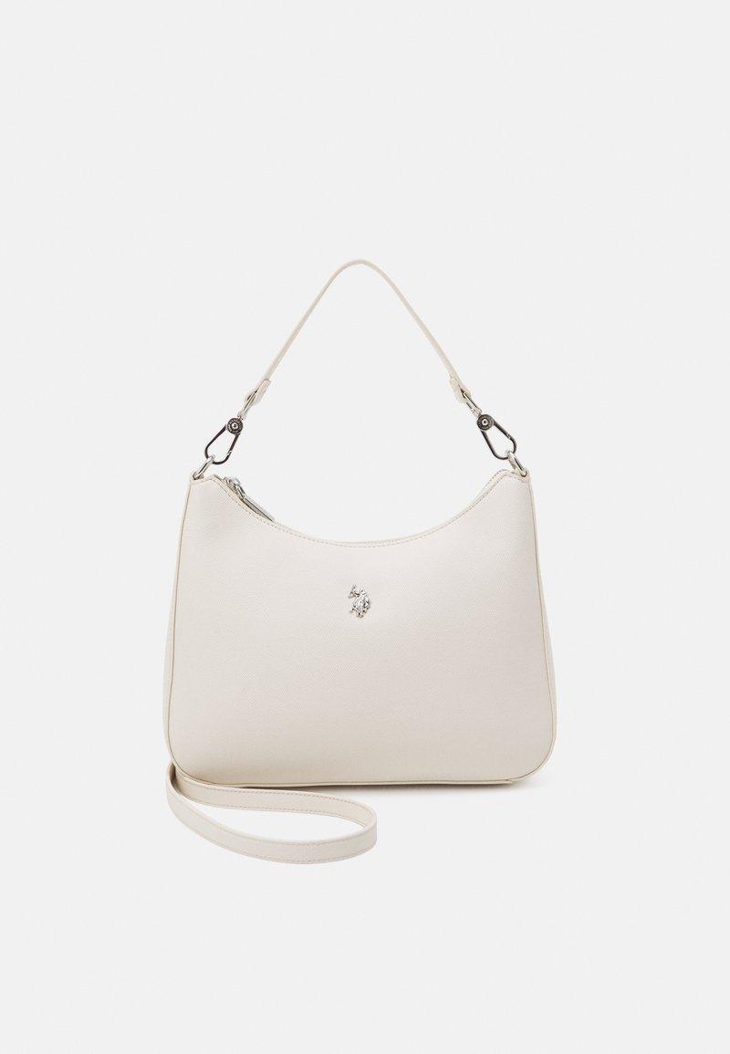 U.S. Polo Assn. - JONES SMALL HOBO - Handbag - sand