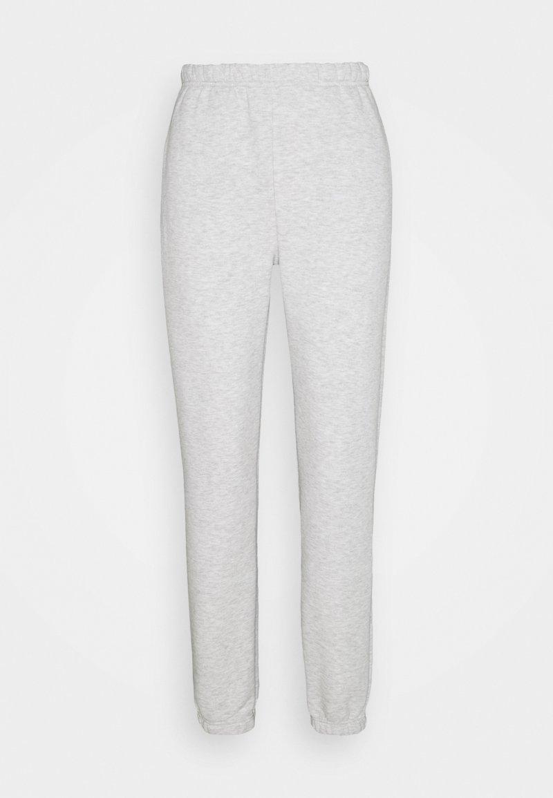 Gina Tricot Tall - BASIC  - Verryttelyhousut - grey melange