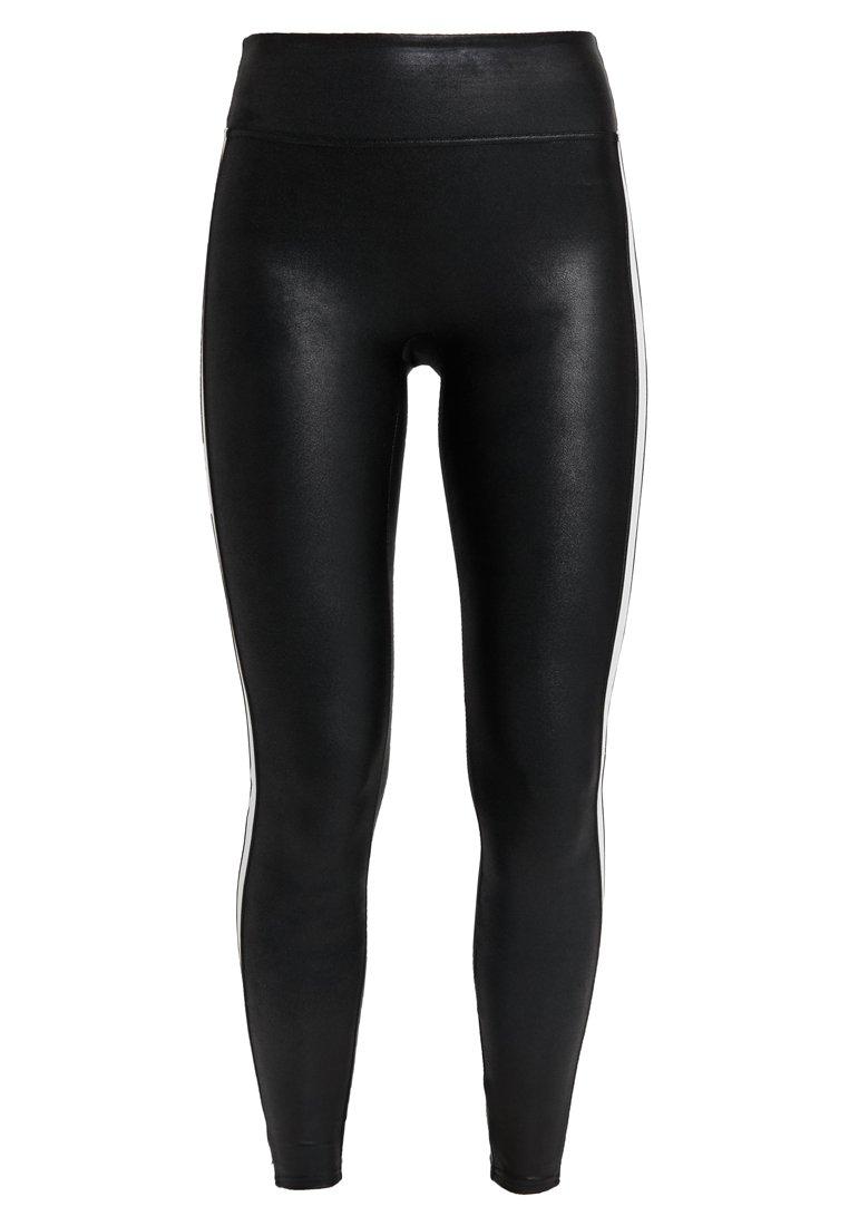 Women SIDE STRIPE LEG - Leggings - Stockings
