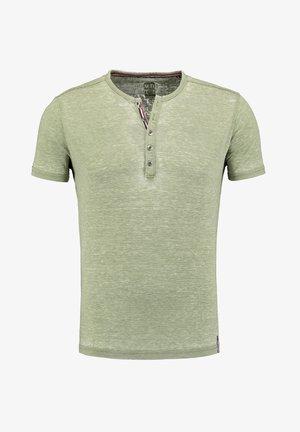 MT DIETER - Print T-shirt - green