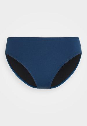 Bikini bottoms - solids petrol