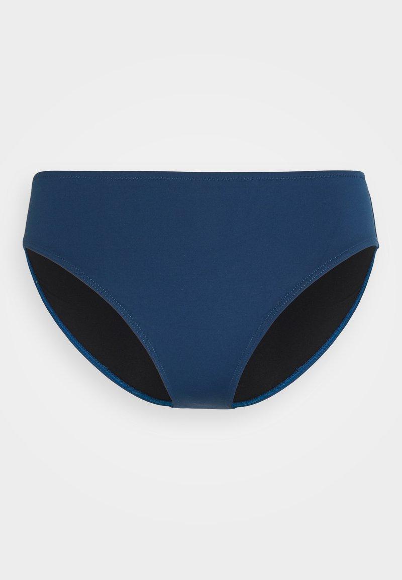 Cyell - Bikini bottoms - solids petrol