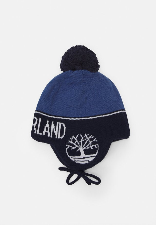 PULL ON HAT BABY - Muts - navy