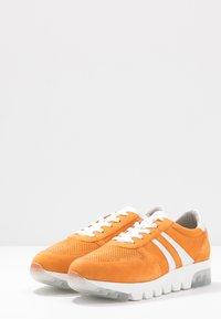 Tamaris - LACE-UP - Trainers - orange - 4