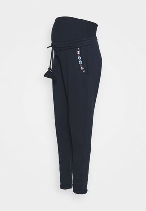 GRACE GLORY - Tracksuit bottoms - night blue
