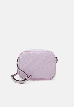 CAMERA BAG - Borsa a tracolla - pink