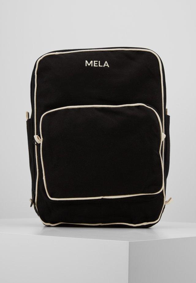 MELA II - Ryggsekk - schwarz