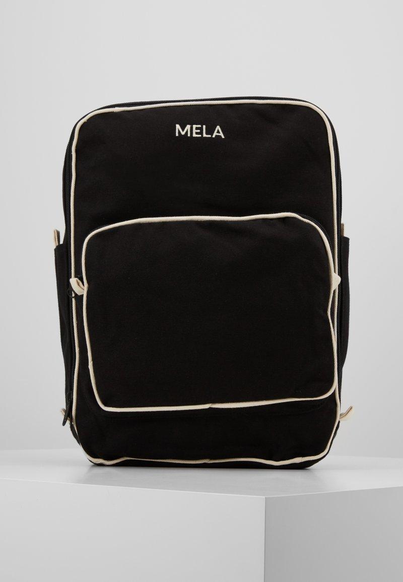 Melawear - MELA II - Rucksack - schwarz