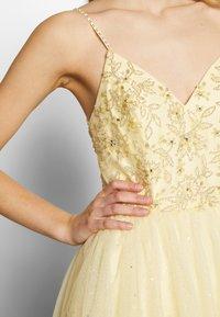 Mascara - Společenské šaty - lemon - 4