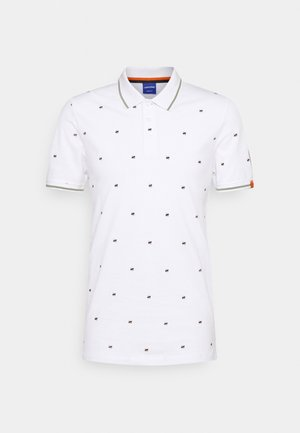 JORLOGON - Polo shirt - white