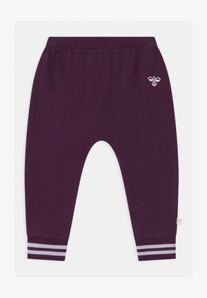 PETRA UNISEX - Trousers - blackberry wine