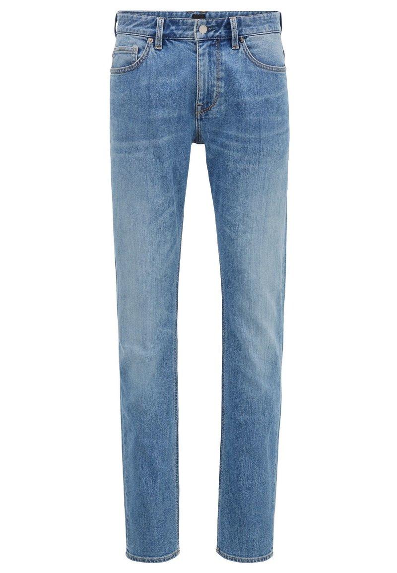 BOSS - Trousers - light-blue denim