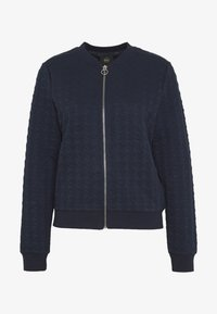 ONLY - ONLMYNTHE JOYCE - Zip-up hoodie - navy blazer - 4