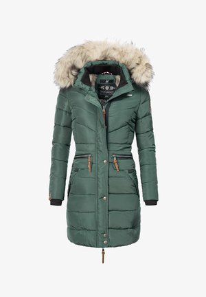 PAULA - Winter coat - green