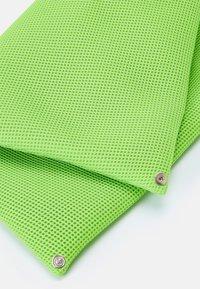 MM6 Maison Margiela - JAPANESE BAG CLASSIC - Bolso shopping - acid green - 5