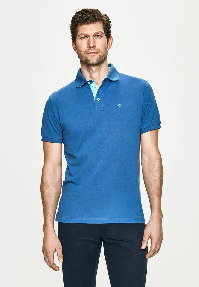 PALM SWIM TRIM - Polo shirt - marina