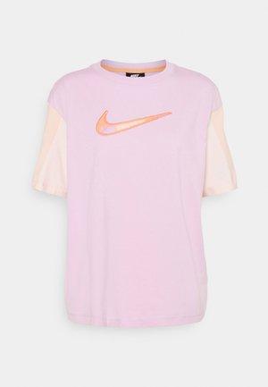 T-shirt imprimé - arctic pink
