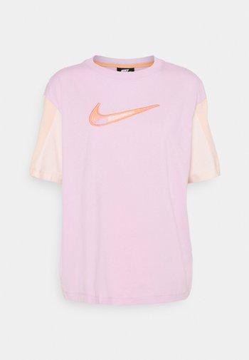Camiseta estampada - arctic pink