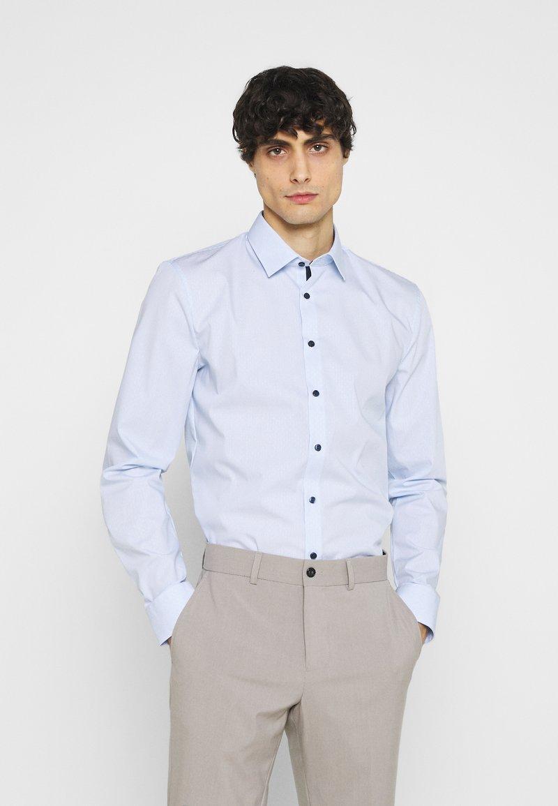 OLYMP No. Six - SIX - Formal shirt - bleu