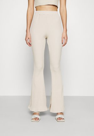 LADIES TROUSERS - Bukse - ecru
