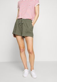 GAP - PULL ON UTILITY SOLID - Shorts - greenway - 0