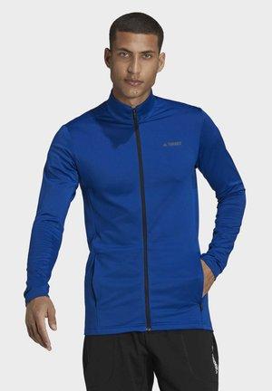 TERREX  - Zip-up sweatshirt - blue