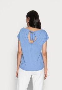 s.Oliver - Basic T-shirt - blue lagoon - 2