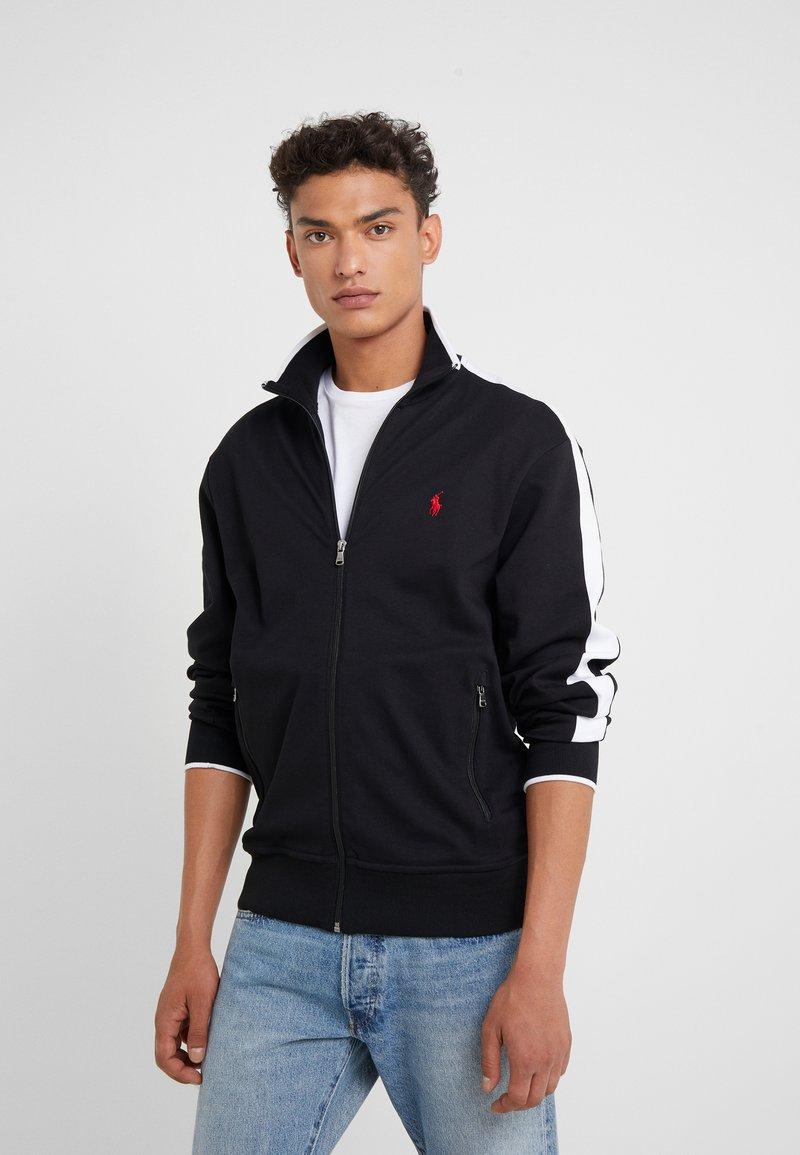 Polo Ralph Lauren - MOCK MODE - Cardigan - black