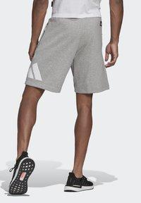 adidas Performance - M FI SHORT - Urheilushortsit - grey - 1