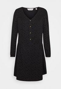 MERLA  - Day dress - noir