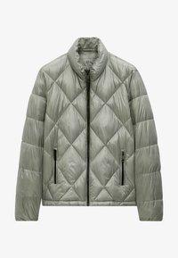 Massimo Dutti - MIT ABNEHMBARER KAPUZE  - Winter jacket - blue - 3